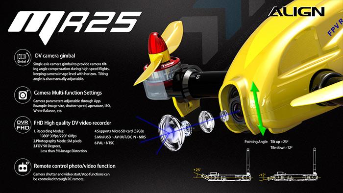 Align MR25P Racing Quad Combo - Green