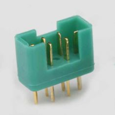 Connector, MPX 6-Pin Male