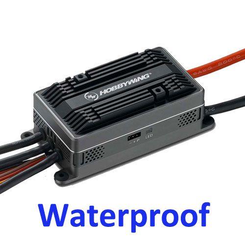 ESC, RCE-BL200A Platinum V4.1 Waterproof