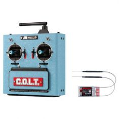 Transmitter, JR COLT Tx with RG613BX Mode 1