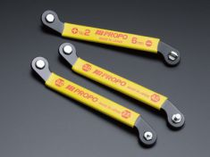 JR Thin Offset Hex Wrench Set
