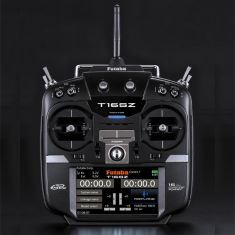 Transmitter, Futaba 16SZ with R7008SB Rx Mode 1