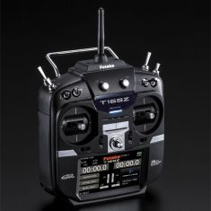 Transmitter, Futaba 16SZ with R7008SB Rx Mode 2