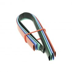 Heat Shrink Tube Dia 8mm Red Black Blue Green 200mm Each