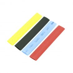 Heat Shrink Tube Dia 8mm Red Black Blue Yellow 80mm