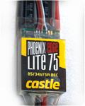 ESC, Castle EDGE LITE 75 - 25V 75A BEC-5A