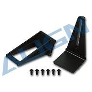 Heli Part, Trex450 V2 Anti_Rotation Bracket & Tail Servo Mount