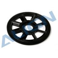 Heli Part, Trex450 Slant Main Drive Gear 121T Black