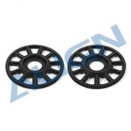 Heli Part, Trex470L 104T Autorotation Tail Drive Gear
