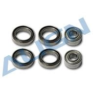 Bearing,  MR128 x4/684ZZ d4xD9x4mm x2