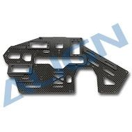 Heli Part, Trex500 Pro Carbon Main Frame (R) 1.6mm