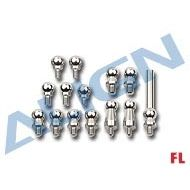 Heli Part, Trex500EFL Pro Linkage Ball Assembly
