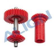 Heli Part, Trex600 M0.6 Torque Tube Front Drive Gear Set 40T