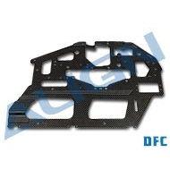 Heli Part, Trex700 DFC Carbon Main Frame (L) 2mm