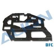 Heli Part, Trex700 DFC Carbon Main Frame (R) 2mm