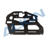 Heli Part, Trex800 Pro Carbon Main Frame (R) 2mm