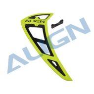Heli Part, Trex700/800 Pro Vertical Stabilizer Fluorescence