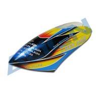 Canopy, Trex250 Plus Plastic Painted Canopy