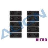 Heli Part, Trex550/600 Plastic Servo Nut