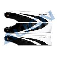 Tail Blade, Align 90mm CF 3-Blades