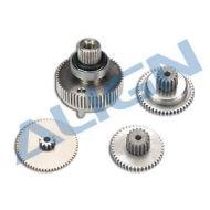 Servo Gear, Align BL815H Servo Gear Set