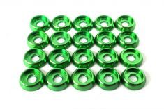 Lynx Frame C Washer M3 Green x20
