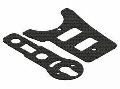 Trex150 Carbon Fiber Frame Stiffener