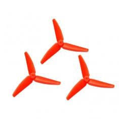 Tail Blade, Lynx 3-Bladed 45mm - Orange