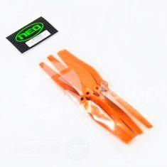 Propeller Set 8 Inch 3D Neo Orange