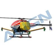 E1 Auto-Navigation Agricultural Helicopter Two-Blade Rotor Head