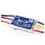 ESC, SkyRC Swift 20A 3S BEC 5V/2A