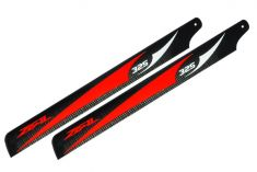 Main Blade, Zeal 325mm Red