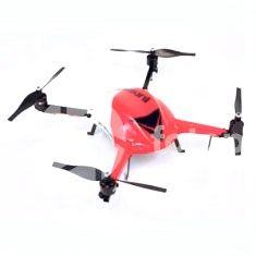 Invertix 400 3D Multicopter Combo Red