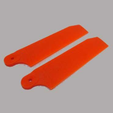 Tail Blade, KBDD 104mm Neon Orange