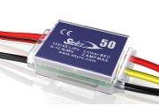 ESC, SkyRC Swift 50A 4S BEC 5V/2A