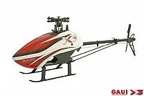Heli, Gaui X3 Basic Kit (CNC Tail Rotor Grips)