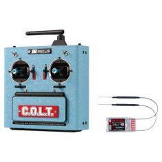 Transmitter, JR COLT Tx with RG613BX Mode 1