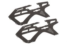 Heli Part, Chase CF Frame Plate