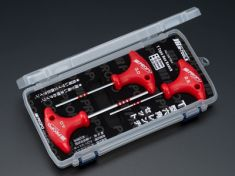 JR T Type Hex Wrench Sets