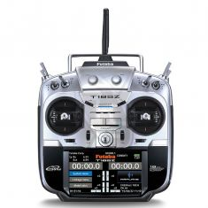 Transmitter, Futaba 18SZ Mode 2