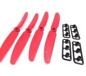 Gemfan Red 5X3 5030 CCW Quadcopter Props