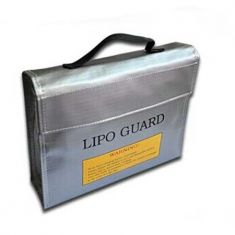 Lipo Bag,  240mmX65mmX180mm