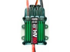 ESC, Castle ICE2 HV 80A Brushless