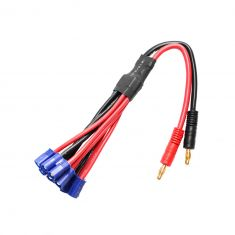Charger Cable, Parallel Charge EC3 x6