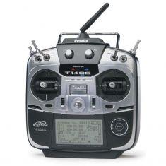 Transmitter, Futaba T14SG with 8ch R7008SB Rx Mode 1