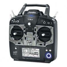 Transmitter, Futaba T8J with 8ch R2008SB Rx  Mode 2