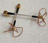 FPV Aerial Figure 5.8G Preach Clover Figure Antenna