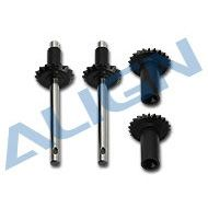 Heli Part, Trex250 Rear Drive Gear Set x2