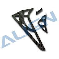 Heli Part, Trex450 Vertical & Horizontal Stabilizers 1.2mm