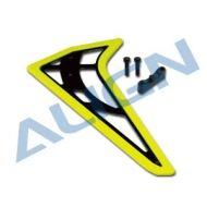 Heli Part, Trex450L Vertical Stabilizer Yellow